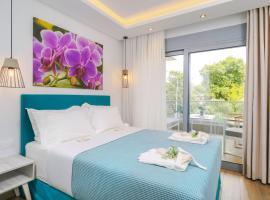 Maria Elena Suites, serviced apartment in Limenas