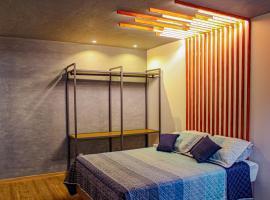 Apartamento silencioso, perto de tudo e com uma vista maravilhosa, apartment in Teresópolis