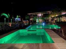 Carapitangui Flats, hotel em Barra Grande