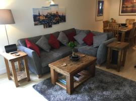 Holyrood Park Apartment, accessible hotel in Edinburgh
