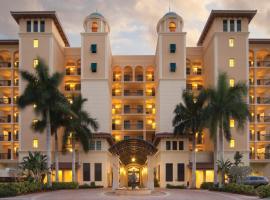 Holiday Inn Club Vacations Sunset Cove Resort, hotel near Esplanade Shoppes, Marco Island