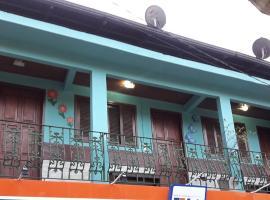Residencial Varanda da Praia, self catering accommodation in Abraão