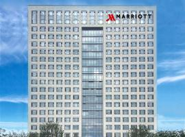 Wuhan Marriott Hotel Optics Valley, hotel in Wuhan