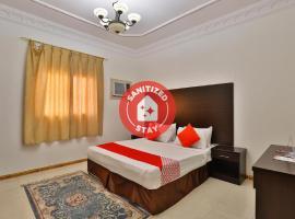 OYO 279 Al Jawahara, hotel en Taif