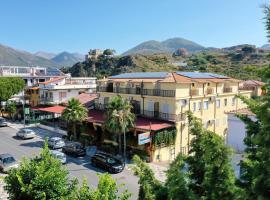 Hotel Napoleone, hotel in Tortora