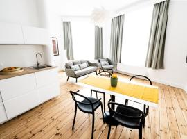 FLATS - Résidence D'ici D'ailleurs, hotel near Museum of Art and History Brussels, Brussels