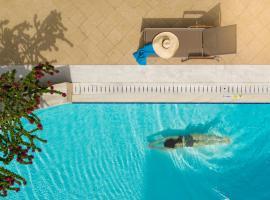 Rodos Park Suites & Spa, отель в Родосе