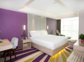 Lavande Hotel Taiyuan Changfeng Street Provincial Government Branch, отель в городе Тайюань