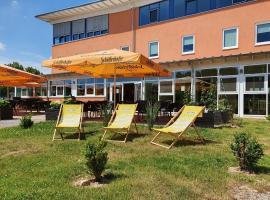 JUFA Hotel im Brückenkopfpark - Jülich, Hotel in Jülich
