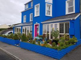 Blue Quay Rooms, bed & breakfast a Clifden