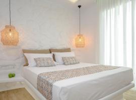 Naxian Spirit Inn, отель в Наксосе