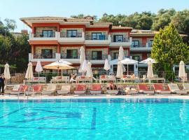 Dracos Hotel, hotel near Sarakiniko beach, Parga
