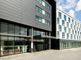 Novotel Edinburgh Park, pet-friendly hotel in Edinburgh