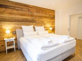Schiefer Apartments, Ferienwohnung mit Hotelservice in Goslar