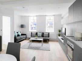 Luxury Central London North Apartment, hotel in London