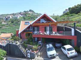 Ponta do Sol Villa, casa o chalet en Ponta do Sol