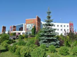 Гостиница Ярославское подворье, отель в Ярославле