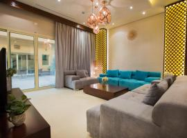 Mabaat Homes - Diwan Al-Hijaz Compound, Luxury Villa, hotel perto de Floating Mosque, Jeddah