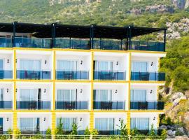 Kaş Sun Glare Hotel, отель в Каше