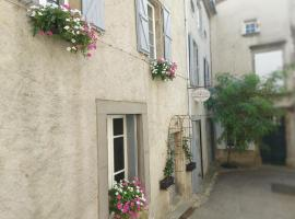 L'Ancienne Boulangerie, hotel in Caunes-Minervois