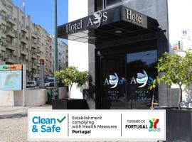 Hotel A.S. Lisboa, hotel em Lisboa