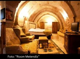 Monte Cappa Cave House, отель в Невшехире