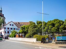 Hotel Rotes Kreuz, hotel near St. Gallen-Altenrhein Airport - ACH, Arbon