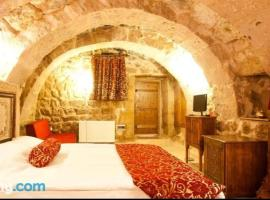 Monte Cappa Cave House, apartment in Ürgüp