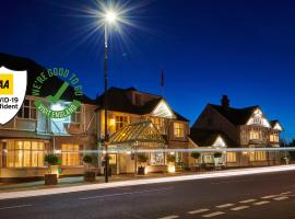 County Hotel, hotel in Chelmsford