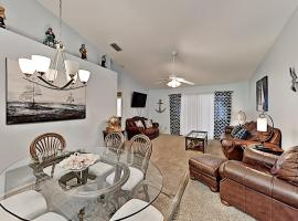 1465 Brier Home Home, holiday home in Palm Harbor