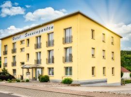 Hotel Sonnengarten, hotel near Botanic Garden Würzburg, Sommerhausen