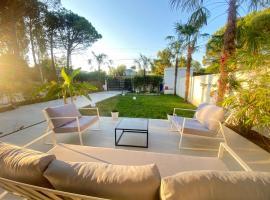 White Beach Villa - Luxury, cottage in Velipojë