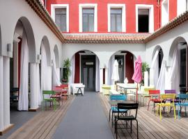 Hôtel De Paris, boutique hotel in Sète
