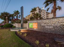 Holiday Inn Club Vacations Galveston Beach Resort, an IHG Hotel, hotel en Galveston
