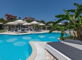 Pelagos Apartments, hotel in Skala