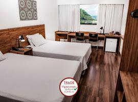 Trade Hotel, hotel in Juiz de Fora