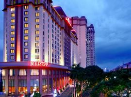 Redtop Hotel & Convention Center, hotel near Senen Train Station, Jakarta