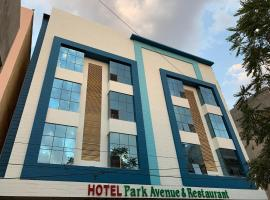 Hotel Park Avenue, hotel in Sīkar