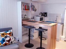 Basement Room, apartment in Mönchengladbach