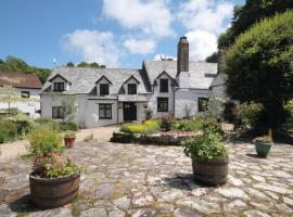 Chambercombe Cottages, hotel in Ilfracombe