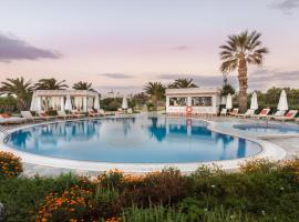 Porto Naxos、ナクソス・コラのホテル