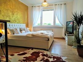 Apartmán Giovanna-150m od centra mesta, hotel in Martin