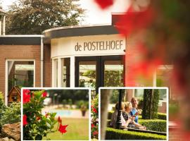 Hotel de Postelhoef, hotel near Eindhovensche Golf Club, Luyksgestel