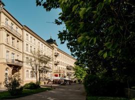 Kaiserhof Victoria, Hotel in Bad Kissingen