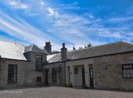 Clarke Cottage Guest House, accessible hotel in Dunfermline