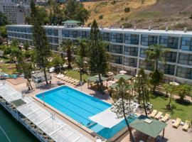 Ron Beach Hotel, hotel in Tiberias