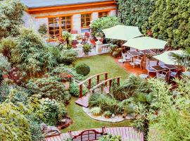 Garden Boutique Hotel, luxury hotel in Berlin