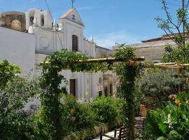 Le Cantinelle, villa in Anacapri