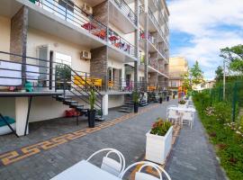 Grazia, готель у Затоці