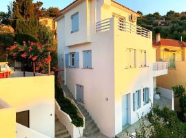 Kalimera homes, hotell i Skopelos stad